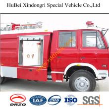 12ton Dongfeng Foam Fire Truck Euro2