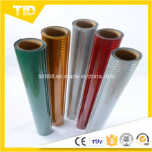 Metallized Reflective Tape Comply with En12899 for PU Post