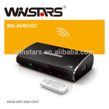 1080P Wireless HDTV Airbox (WHDI) wireless hdtv Media player,From small to big screen