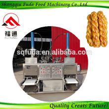 Gebratene Teigsträhnen Maschine Industrie Churro Herstellung Ausrüstung