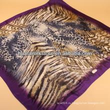 Зимний женский дизайнерский шарф 2014 года