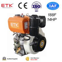 Automatic Depressurization 14HP Diesel Engine Set