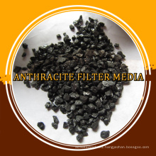 granular anthracite filter for water treatment