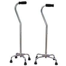 New Design Four Legs Walking Stick Crutch