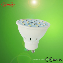Projecteur à LED GU10 5W (SMD2835)