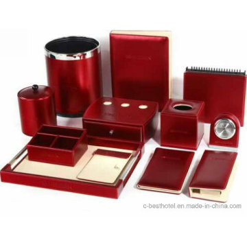 Hotel Guest Room Leather Accessories Products