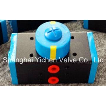 Small Size Mini Double Acting Pneumatic Actuators (YCSAT)