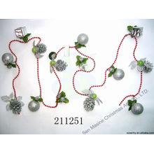 Giftbox Bead strip Decorative Christmas guirlande