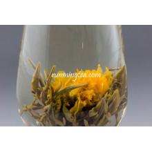 Jing Zai Yin Tang (té de flor blanca de altar de maravilla)
