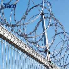 New products price razor barbed wire for best