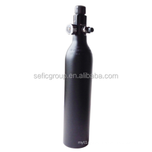 0.35L HPA high pressure co2 tank for paintball gun