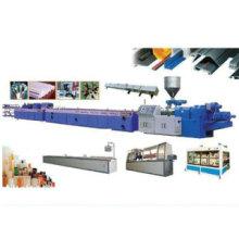 WPC Extrusion Line Machine (JFX65)