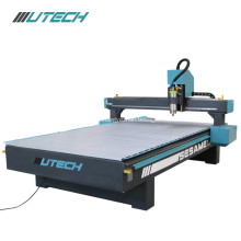 Router do cnc do woodworking do mdf 3d com motor deslizante