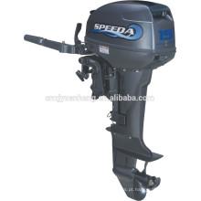 SPEEDA T15 15hp 2 tempos barco Motor popa à venda