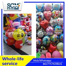 Balão inflável de hélio