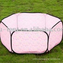 Indoor outdoor children playing pop up tent