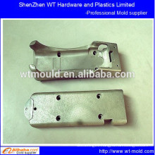 Injection plastic casing for electronic