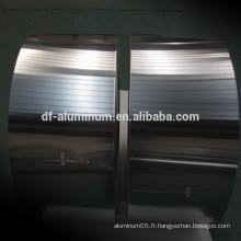 Feuille d'aluminium de qualité supérieure pour usage laminé