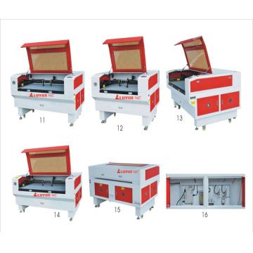 Auto-Position Cnc Co2 Laser Cutting Machine Ccd Camera
