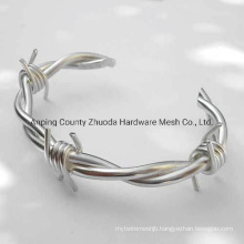 Good Quality China Wholesale Galvanized Barbed Wire Hot Amazon