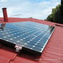 Система дома Клей для плитки домашний солнечный модуль установки крыши