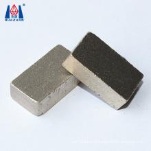 segment diamond stone cutting