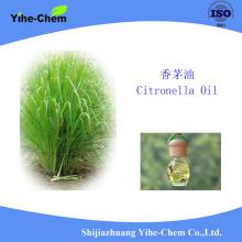 Óleo de citronela puro / óleo de citronela orgânico