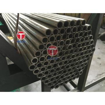DIN 2440 101.6*4.5 Seamless Steel Tubes St33.2 Carbon Black Pipes