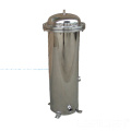 peralatan pengolahan air bag filter stainless steel