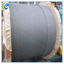 Steel Wire Rope 7X19 6mm