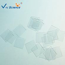 Vidro para tampa de microscópio de suprimentos de laboratório