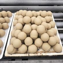 Abrasion-resistant Inert Alumina Ceramic Ball for ball mill