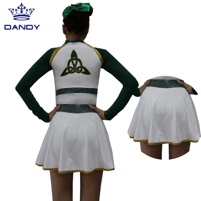 little girl cheer uniforms