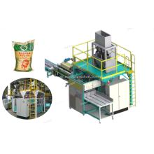 Máquina embolsadora automática de azúcar 50KG