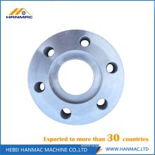 Aluminum EN 1092-1 slip on flange