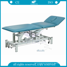 AG-ECC15 Hospital paient therapy treatment electric control examination table