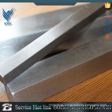 ASTM A582 pickled and polished AISI 316L stainless steel square bar