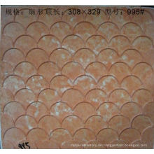 Glasmosaikformen des Mosaikbaumaterials