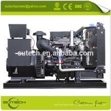 160Kw/200Kva electric diesel generator set, powered by 1306A-E87TAG3 engine