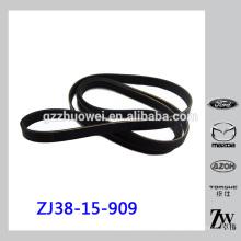 Endobrable Auto Alternador V Belt para Mazda 2 DE ZJ38-15-909C