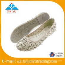 New style breathability china shoe supplier wholesale fair lady shoe