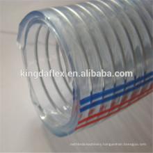 Large Diameter PVC Spiral Flexible Vacuum Suction Hose
