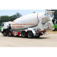 Caminhão de mistura concreto de Sinotruk HOWO A7 8x4