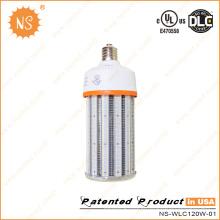 Luz do armazém do diodo emissor de luz do UL Dlc 277V Ra80 6000k E39 E40 18000lm 120W