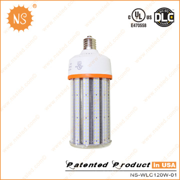 Lumière d'entrepôt de Dlc 277V Ra80 6000k E39 E40 18000lm 120W LED d'UL