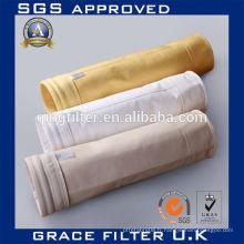 Fourneaux industriels équipement de collecte des poussières pps filtre sac
