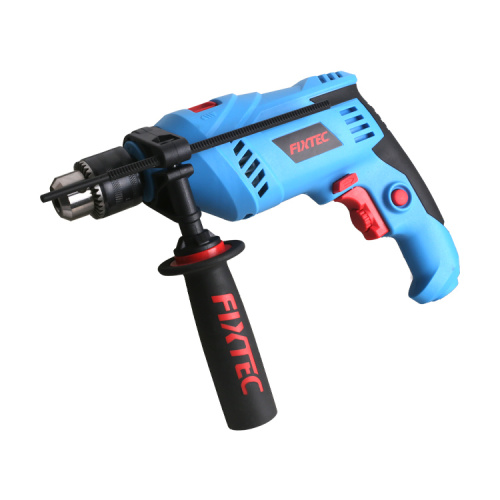FIXTEC 13MM Key Chuck 3000RPM 600W Impact Drill