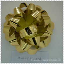 Handmade Wholesale Plastic Decoration Star Bow