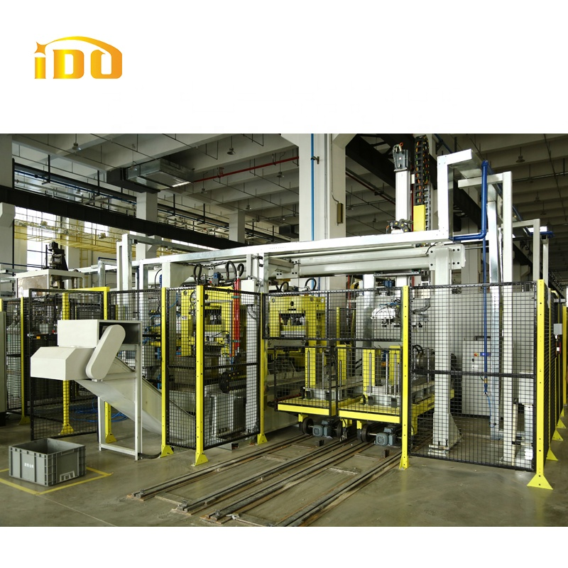 Washing Machine Drum Welding Line