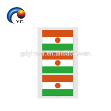 2018 Temporary Tattoo National Flag World Cup Face Football Game Make Up Body Tatoo